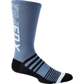 """Fox 8"""" Ranger Socks Men matte blue"""